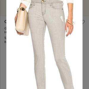 Gray Current/Elliot Stiletto Raw Jeans